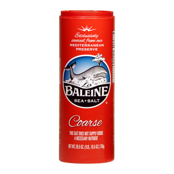 La Baleine Sea Salt Coarse