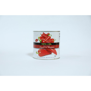 Piquillo Peppers Canned