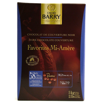 Cacao Barry Favorite Mi-amere