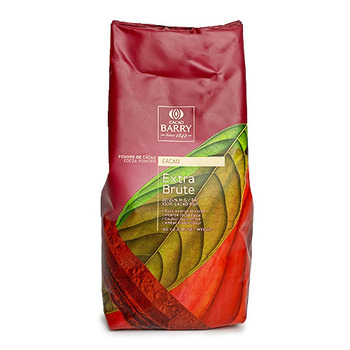 Cacao Barry Cocoa Powder Extra Brute Red Dutch Pro