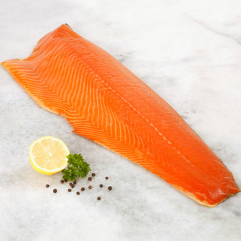 Salmon Smoked Scottish Whole
