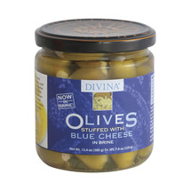 Blue Cheese Stuffed Grn Olives