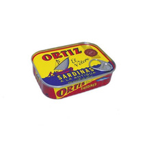 Sardines In Oliv Oil Tin