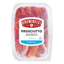 Creminelli Prosciutto Sliced
