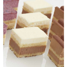 Cake Petit Fours Strip