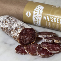 Creminelli Salame Whiskey Wrapped