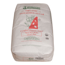 Sugar Powdered Usda Org 6x