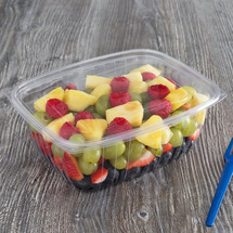 Deli Container 64 oz Rectangle