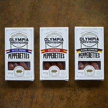 Olympia Provisions Pepperettes Assorted