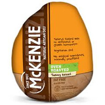 Mckenzie Mckenzie Abf Smoked Maple Turkey Breast
