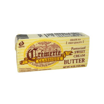 Butter Unsalted Quarters
