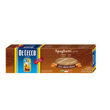 Dececco Whole Wheat Spaghetti