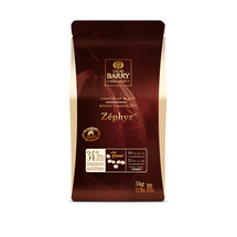Cacao Barry 34% White Zephyr Pistoles