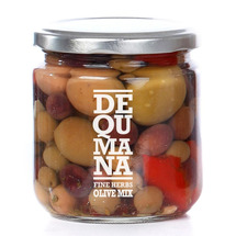 Dequmana Mixed Olives