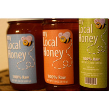My Local Honey Raw Honey