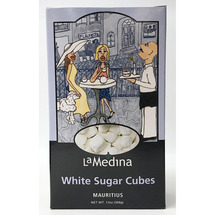 Sugar Cubes White