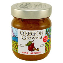 Oregon Growers Pear and Hazelnut Spread