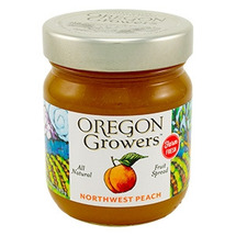 Oregon Growers Peach Spread