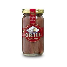 Ortiz Anchovy Fillets In Olive Oil