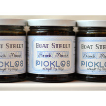 Plums Pickled