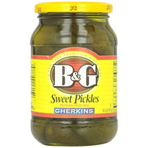 Gherkins Sweet B&g