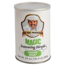 Poultry Magic Chef Paul Prudho