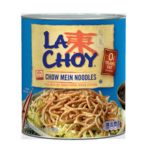 Chow Mein Noodles Dry In Can