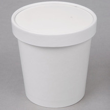 16 oz To-go Soup Container/lid