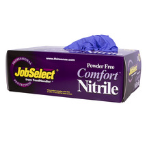 Gloves Blue Nitrile Medium