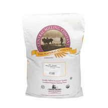 Organic Whole Dark Rye Flour
