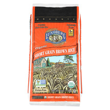 Rice Brown Short Grain 25 Lbs