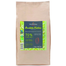Valrhona Andoa 70% Dark Chocolate Fair Trd Organic