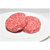 Ab Angus Ground Beef Patty 8oz