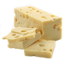Frantal French Emmentaler Swiss Cut