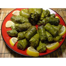 Vine Leaves Stuffed Dolma