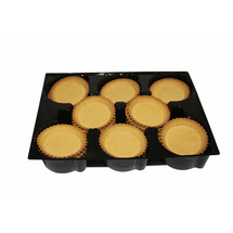 Pidy Tart Shell Round - Sweet Butter - Fluted 4