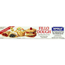 Apollo Filo Dough