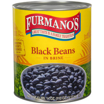 Beans Black Turtle In Cans