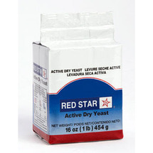 Red Star Active Dry Yeast - Flex Foil