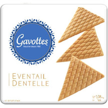 Gaufrettes Fan Wafers 45 Degree