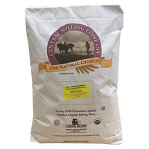 Central Milling Company Organic Whole-wheat High-p