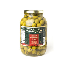 Bel Aria Pitted Queen Olives