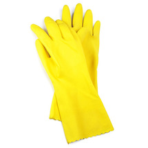 Gloves Yellow Large 12 Pc/bx