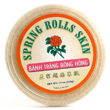 Mt. Thai 8 In. Spring Roll Skins