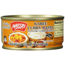 Curry Paste Yellow Karee*****