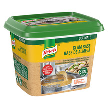 Base Clam Knorr