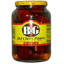 B&g Foods Hot Cherry Peppers