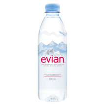 Evian Still Water Plastic