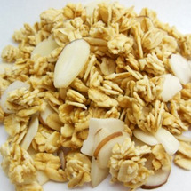 Hialeah Granola With Almonds