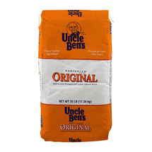 Rice Uncle Bens 25lb Bag